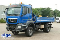 camion tri-benne MAN
