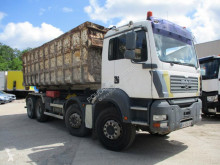 MAN TGA 35.390 truck used hook arm system