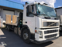 Volvo FM9 truck used heavy equipment transport