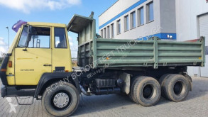 lastbil Steyr Andere 1491 6x4