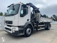 Volvo FL 280 truck used two-way side tipper
