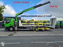 Renault heavy equipment transport truck Premium 320 DXI
