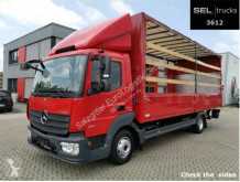 Camion savoyarde Mercedes Atego 818 / Ladebordwand / German