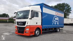 камион MAN TGX 18.400 Jumbo Festaufbau Euro 6