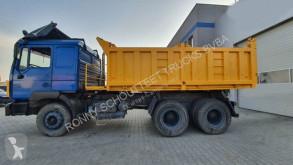 camión volquete volquete trilateral MAN
