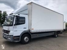 Mercedes plywood box truck Atego 1318