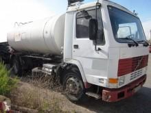 Volvo Tankfahrzeug