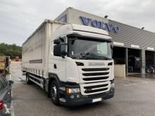 Камион подвижни завеси втора употреба Scania G 310