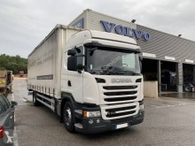 Камион подвижни завеси Scania G 310