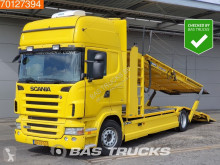 Camion porte voitures occasion Scania R 480