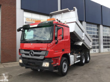 Mercedes Actros 2655 truck used tipper