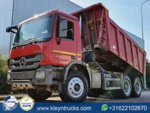 Camion benne Mercedes Actros 3341