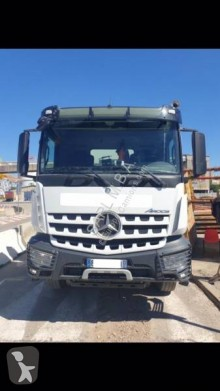 Mercedes two-way side tipper truck Arocs 3243