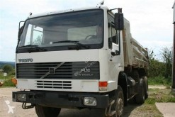 Volvo FL10 340 truck used three-way side tipper