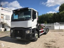 Camion polybenne Renault Gamme C 460.26 DTI 11