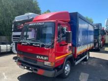 Camión DAF 45 130 lona corredera (tautliner) usado