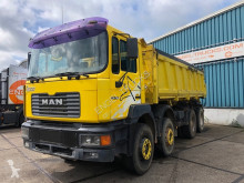 camión MAN 35.464DFK FULL STEEL KIPPER (EURO 2 / MANUAL GEARBOX / REDUCTION AXLES / FULL STEEL SUSPENSION)