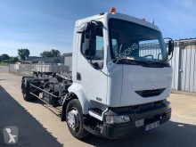 Camion polybenne occasion Renault Midlum 180 DCI