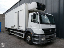 Mercedes Axor 1826 truck used mono temperature refrigerated
