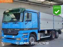 Camion Mercedes Actros 2546 plateau occasion