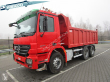 Mercedes Actros 2644 truck used tipper