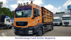 Camion multibenne MAN 26.400 6x4,Ellermann Aufbau,Euro5,incl.4 Contain