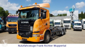 camion Scania G440/org.237Tkm/Meiler/Lift/Le