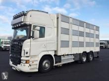 Camion bétaillère Scania R 500