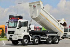 camión MAN TGS 35.440 /8X6 / TIPPER / MANUAL / HYDRO-FLAP /