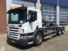 Camion Scania P 420 polybenne occasion