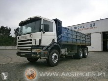 Camion Scania C 114C340 benne occasion