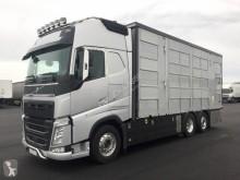 Volvo FH 540 truck new livestock trailer