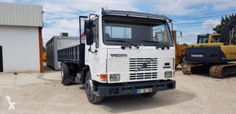 Volvo FL7 truck used two-way side tipper