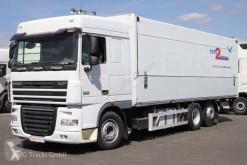 Camion DAF XF 105.460 6X2 Getränkekoffer LBW Intarder fourgon brasseur occasion