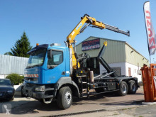 Camion Renault Kerax 320.26 6x4 polybenne occasion