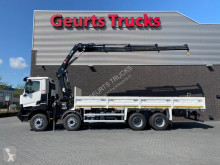 Camión Camion Renault K 460 OPEN BOX + HIAB 288 EP-3 HIDUO KRAAN/KRAN/CRANE/GRUA