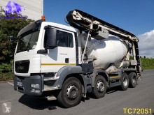 MAN TGS 32.440 truck used concrete mixer
