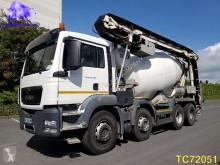 Camion béton toupie / Malaxeur MAN TGS 32.440