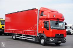 ciężarówka Renault - D 16 / EURO 6 / FIRANKA / ŁAD. 9000 KG