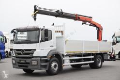 camion Palfinger MERCEDES-BENZ - AXOR / 1829 / E 5 / SKRZYNIOWY + HDS PK