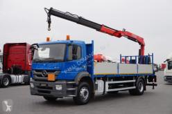 camion Fassi MERCEDES-BENZ - AXOR / 1829 / E 5 / SKRZYNIOWY + HDS / F 155