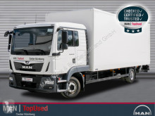 Camion MAN TGL 12.250 4X2 BL 1 BETT LBW AHK KLIMA furgone usato