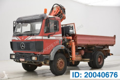 Camion Mercedes SK 1722 benă trilaterala second-hand