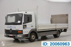 Camión caja abierta Mercedes Atego 815