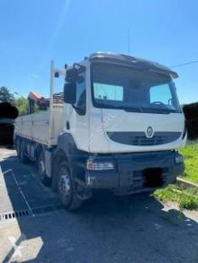 Renault Kerax 450 DXi LKW gebrauchter Pritsche