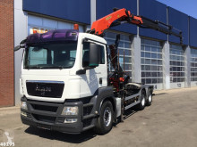 Camion MAN TGS 33.360 polybenne occasion