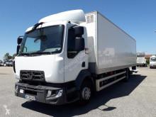 camión Renault D 12 210E6 FOURGON + HAYON