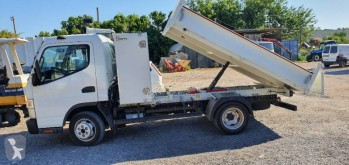 Camion Mitsubishi Fuso Canter benne occasion