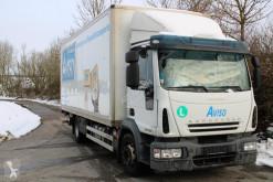 Грузовик Iveco EuroCargo120E22 LBW, AHK fullservice Euro5 Klima фургон б/у