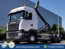 Camión Gancho portacontenedor Scania R 520